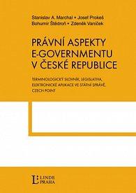 Právní aspekty e-governmentu v České republice