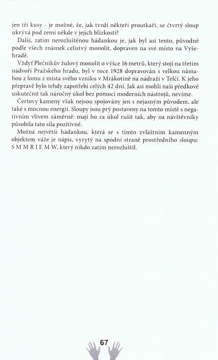 Náhled Magická tajemství dávných Čech