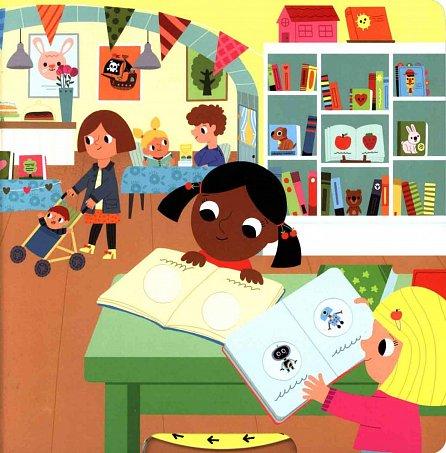 Náhled Jak to žije v knihkupectví