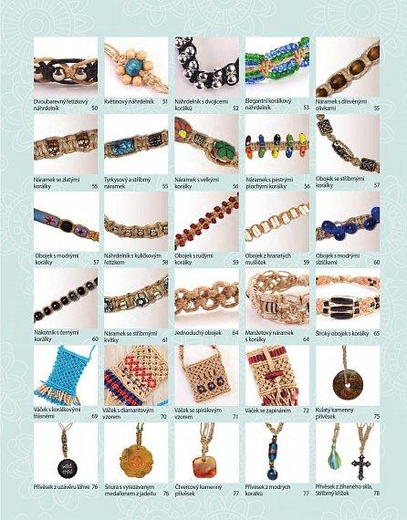 Náhled Drháme náramky a přívěsky - Originální šperky jedinečnou technikou