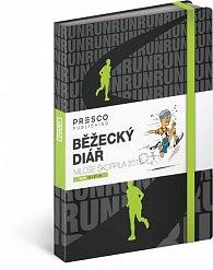 Diář 2015 - Běžecký diář Miloše Škorpila (CZ, SK)