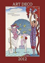 Kalendář nástěnný 2012 - Art Deco 33 x 46 cm