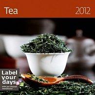 Kalendář nástěnný 2012 - Tea