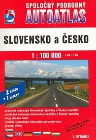 Slovensko a Česko 1 : 100 000