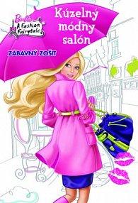 Barbie Kúzelný módny salón