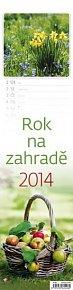 Kalendář 2014 - Rok na zahradě - nástěnný