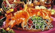 Česká kuchyně - stolní kalendář 2012