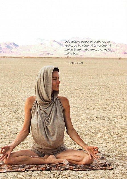 Náhled Jóga – umění pozornosti. Pracovní sešit jógy