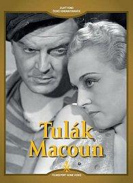 Tulák Macoun - DVD (digipack)