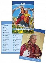 Katolícky kalendár 2015 Nástenný kalendár