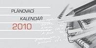 Plánovací kalendář 2010 - stolní kalendář