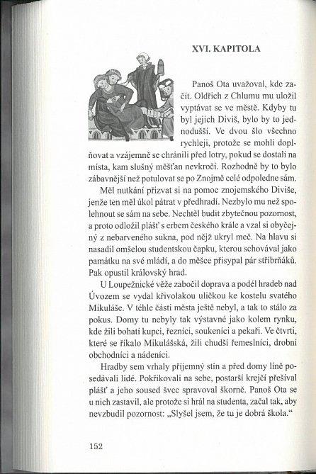 Náhled Duch znojemských katakomb - Hříšní lidé Království českého