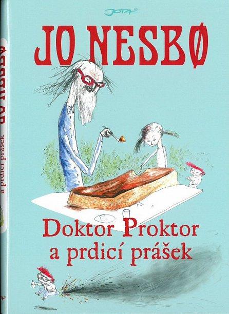 Náhled Doktor Proktor a prdicí prášek