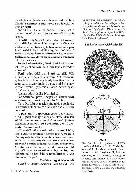 Náhled Velká učebnice čarodějnictví a magie