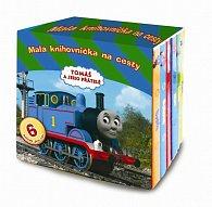 Malá knihovnička na cesty - Tomáš a jeho přátelé (6 knih v krabičce)