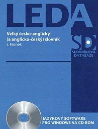 Velký česko-anglický slovník (a anglicko-český slovník)