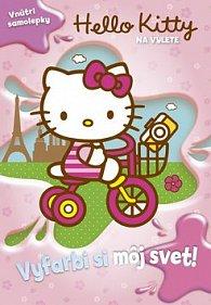 Hello Kitty Na výlete Vyfarbi si môj svet!