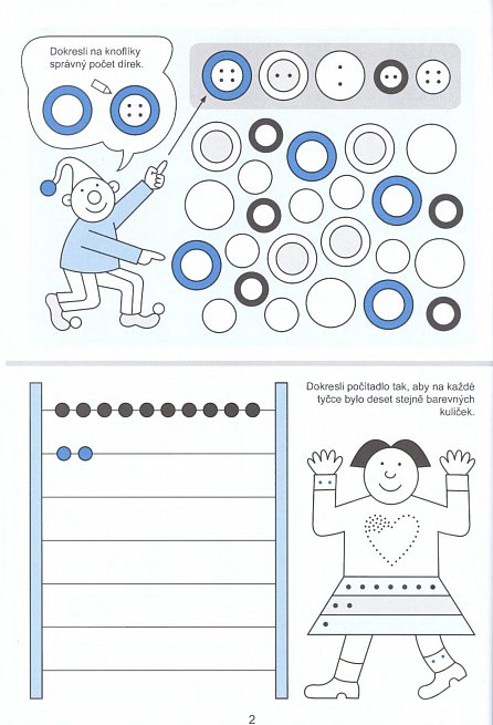 Náhled Malá škola pro předškoláky - učíme se psát