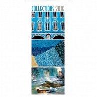 Kalendář nástěnný 2016 - Collections - Martha Jensen,  33 x 64 cm