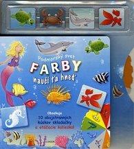 Podmorský svet FARBY naučí ťa hneď