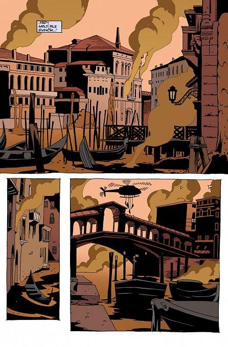 Náhled Ú.P.V.O. 2 - Duše Benátek a další povídky