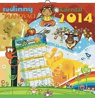 Kalendář 2014 - Rodinný plánovací
