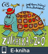 Zvířátka ze ZOO (E-KNIHA)