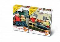 Puzzle Mix 80/160 - Pat a Mat