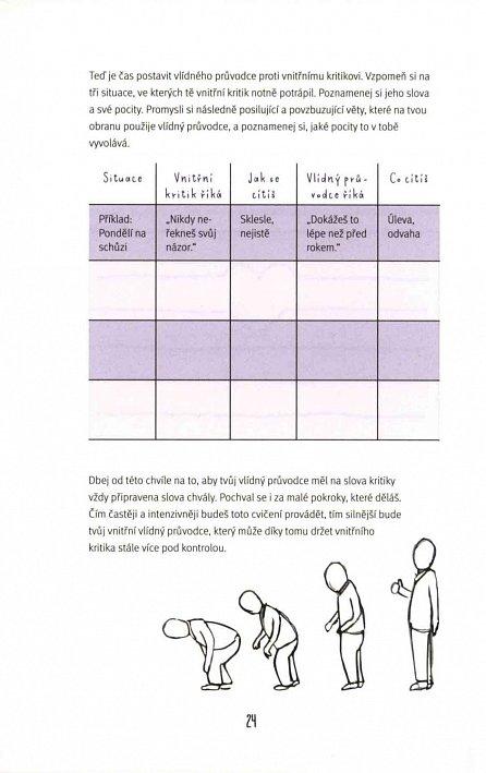 Náhled Jak získat sebevědomí? - Můj pracovní sešit pro vnitřní sílu a vyrovnanost