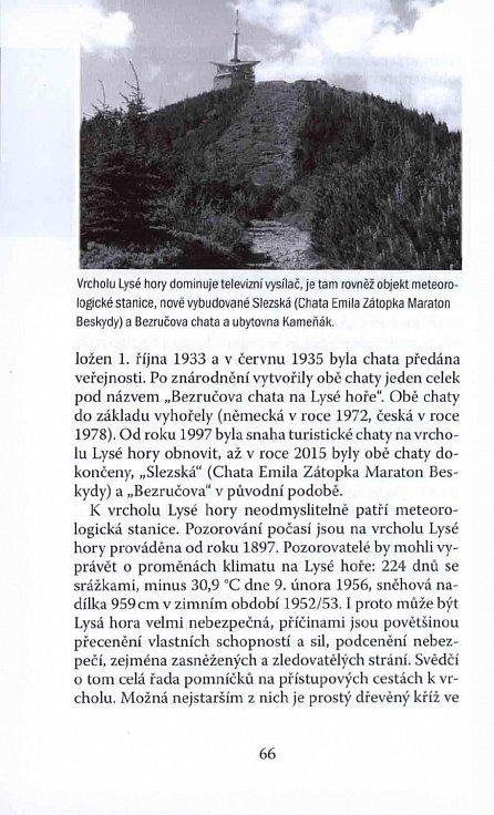 Náhled Toulky Beskydami - Putování po známých i méně známých památkách a zajímavostech