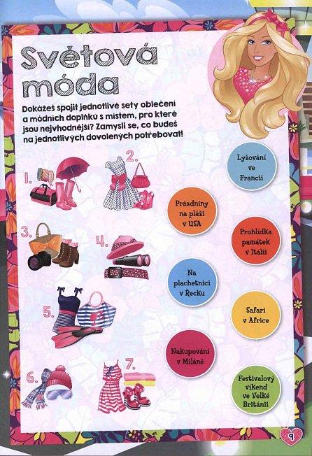 Náhled Barbie a její svět