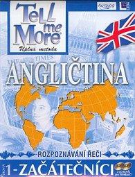 CD ROM Angličtina Tell Me M. 1
