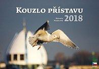 Kalendář nástěnný 2018 - Kouzlo přístavu