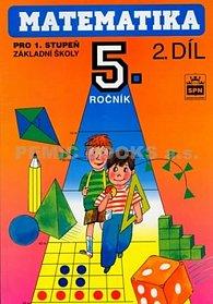 Matematika pro 5. ročník základní školy - 2. díl