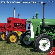 Traktory 2010 - nástěnný kalendář