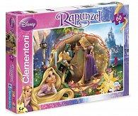 Puzzle Supercolor Rapunzel 60 dílků