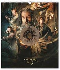 Kalendář 2015 - Hobbit - nástěnný