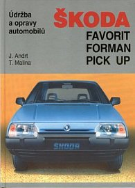 ŠKODA Favorit, Forman, Pick up
