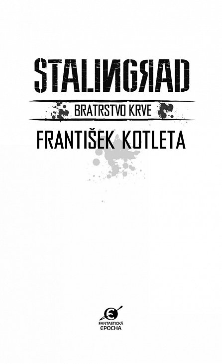 Náhled Stalingrad - Bratrstvo krve