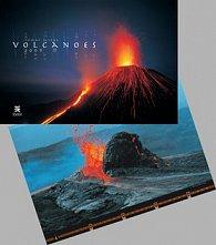 Volcanoes 2009 - nástěnný kalendář