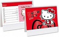 Hello Kitty 2013 - stolní kalendář