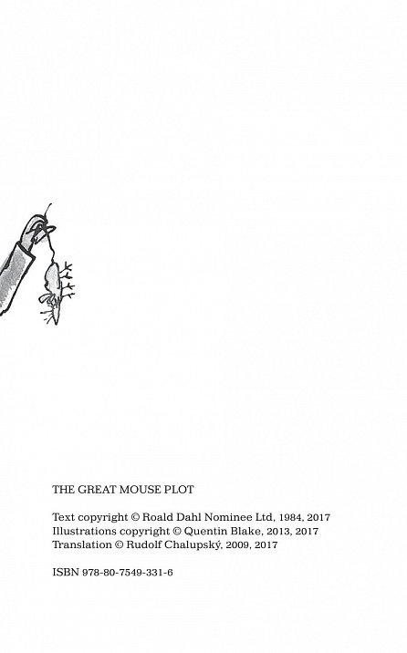Náhled Velké myší spiknutí