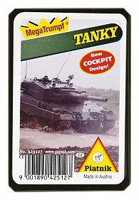 Kvarteto -  Tanky  (plastová krabička)