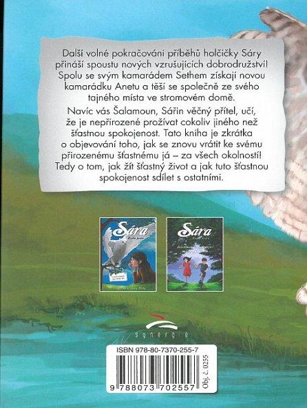 Náhled Sára - Kniha třetí - Mluvící sova je poklad
