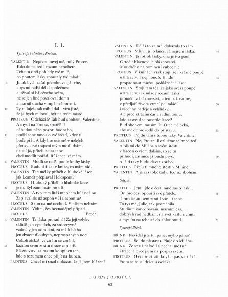 Náhled Dílo - William Shakespeare