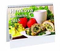 Hrnková kuchařka - stolní kalendář 2015