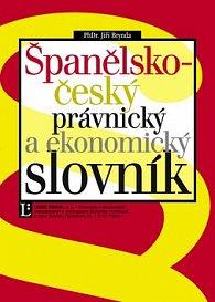 Španělsko-český právnický a ekonomický slovník