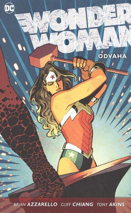 Náhled Wonder Woman 2 - Odvaha