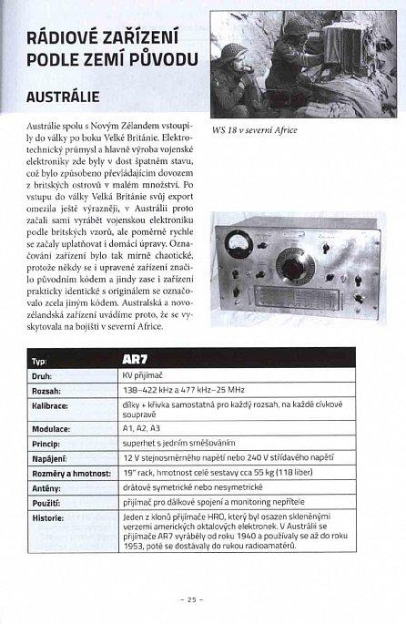 Náhled Radiotechnika za druhé světové války - Od Pacifiku po Ural, od Finska po severní Afriku