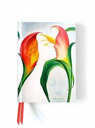 Zápisník Octavio Ocampo - Flores Exoticas (148x210 mm)